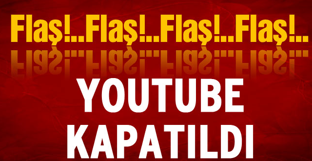youtube-kapatildi